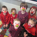 cheeky red noses