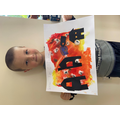 A beautiful painting from Harry!