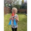 Sophie's Rocket