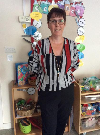 Mrs Claridge (Class Teacher)