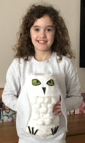 Hedwig by Isabella