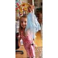 Hannah's parachute
