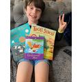 Loukas' favourite books