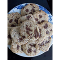 Conor's vegan biscuits