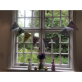 Ava's Easter Bunting