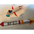 Oscar's Rocket