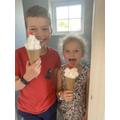 Sophie's ice-cream