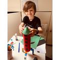 Daniel's Rocket