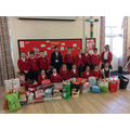 Our generous gifts!