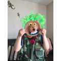 Jacks Wild Thing mask