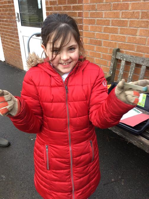 We took a soil test