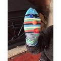 Sams sock puppet