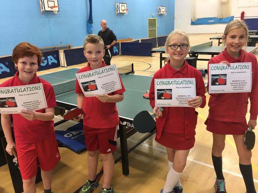 Table Tennis Champions