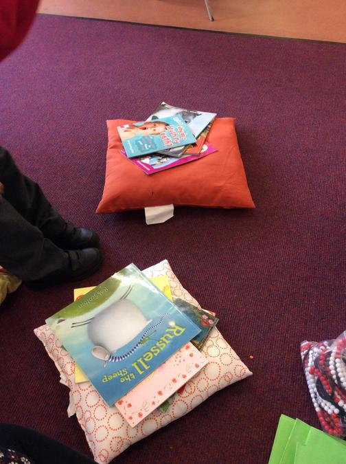 Sorting non- fiction and fiction books