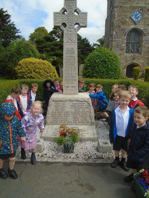 Our war memorial