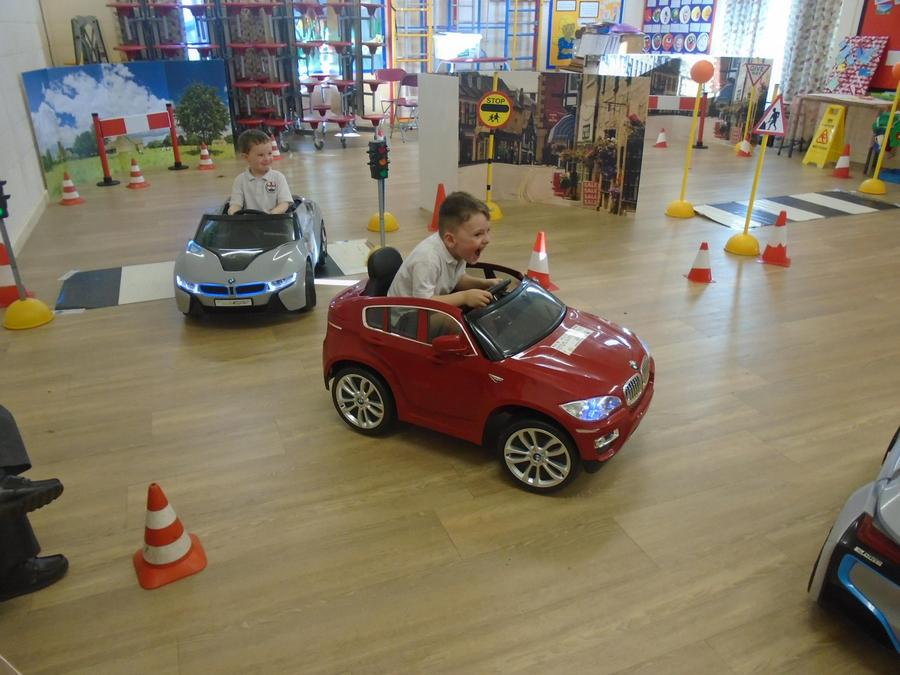 Road safety - great fun