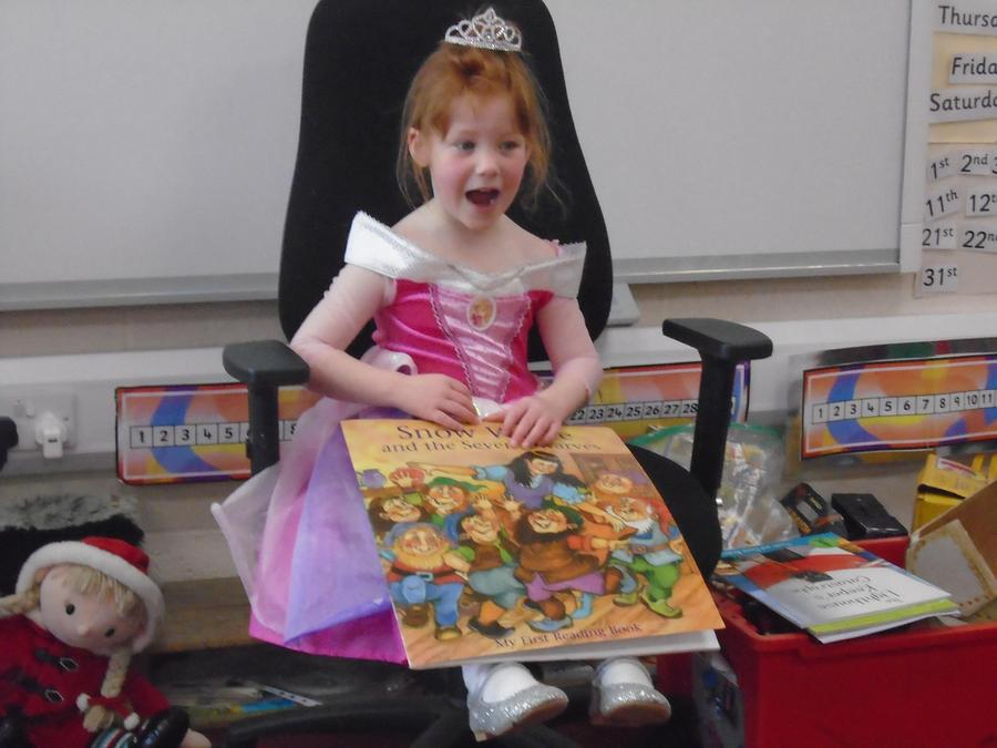 World Book Day - hot seating