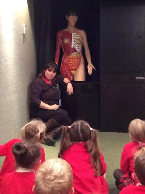 Looking at our bodies on the Life Bus
