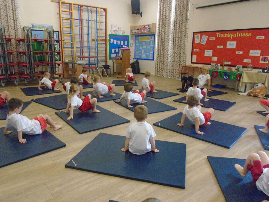 Yoga with Miss Laura