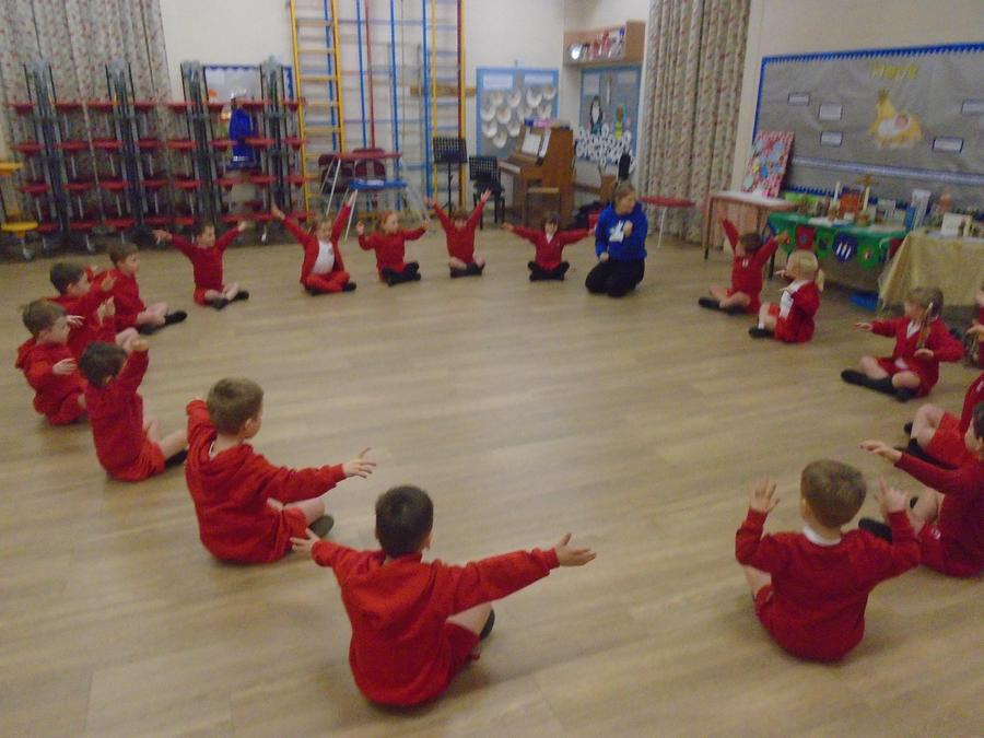 Dance based on our mission statement -