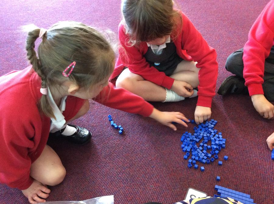 Exploring place value in numbers