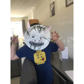 Arthur's Wild Thing Mask