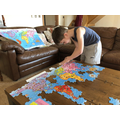 Adam has been working hard on this puzzle!
