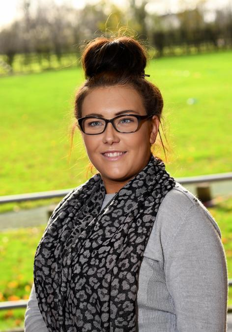 Miss J. Richardson - Nursery Teaching Assistant