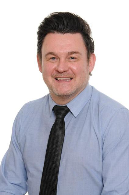 Rob Fry - Deputy Head & Teacher Class 7