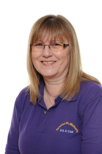 Judith Daykin - B&A Supervisor