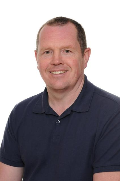 Andy Barker - Site Manager
