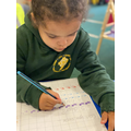 Matching the value of a number