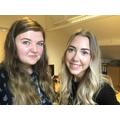 Year 1 Class Teachers: Miss Swift (Left), Miss Wood (Right).
