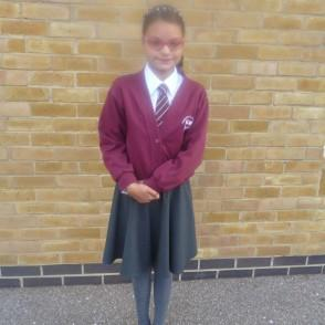 GIRL'S KEY STAGE 2 UNIFORM