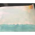 A seascape by Amelia