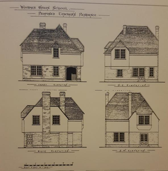 The school house plans