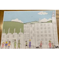 A Lowry collage by Ruby F