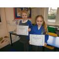 Overall KS1 Winner - Heidi & Elsie's Insect