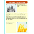 The Great Fire of London by Eli