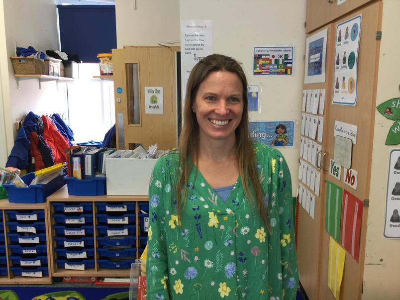 Mrs Greenwood