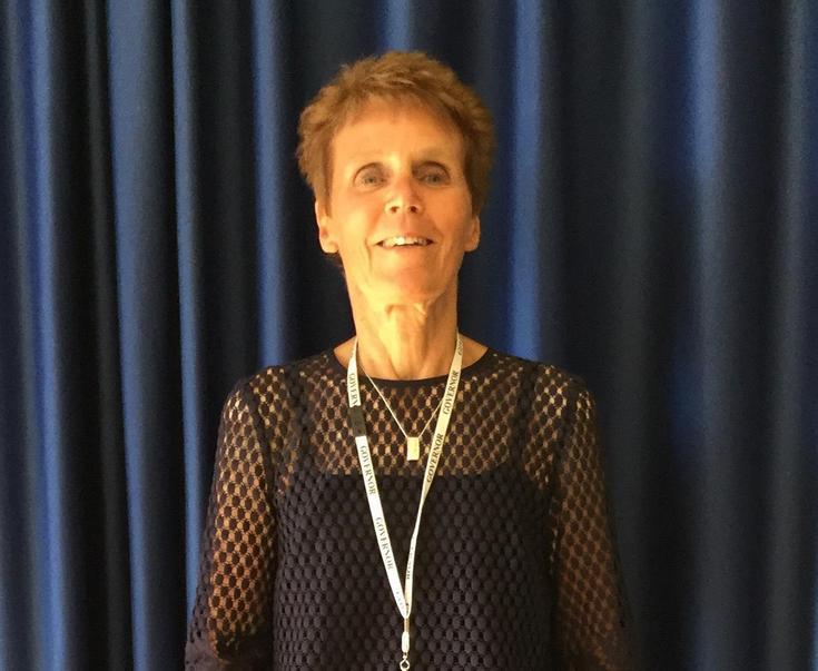 Mrs Sue Gray