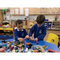 Building - Kieran & Jack