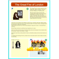 The Great Fire of London by Molly