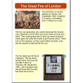 The Great Fire of London by Ruby F