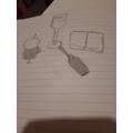 Kieran's art