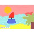 A seascape by Leo