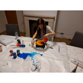Sofia painting