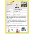 L.S Lowry fact file by Molly