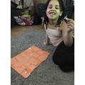 Amelia's Creative Game