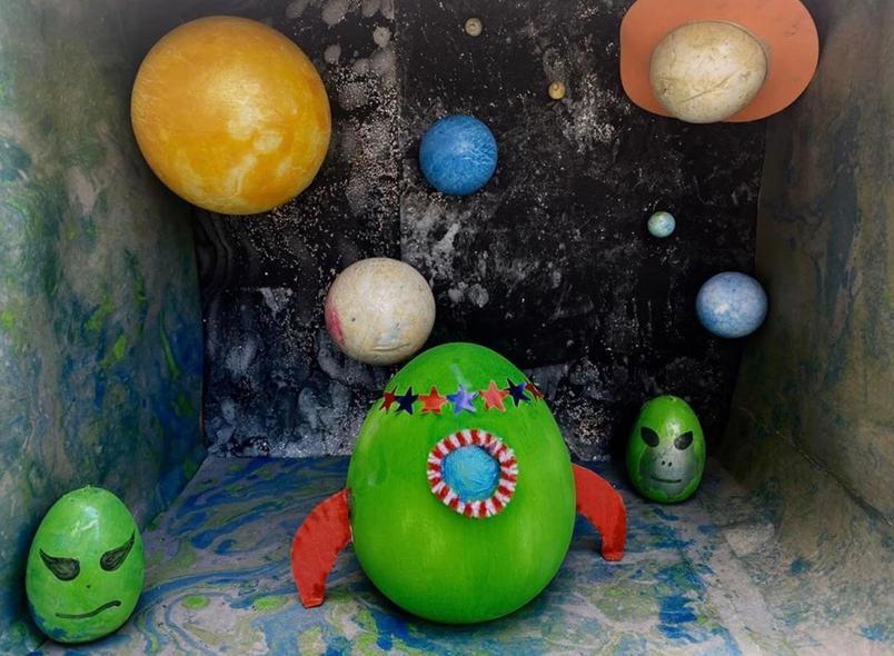 Space - Harry Sturgess
